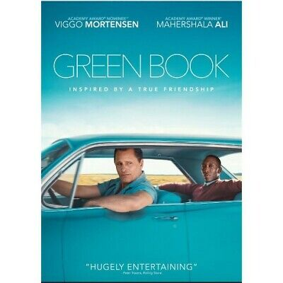 Green Book (DVD) BRAND NEW & SEALED DVD  Region 1 (USA)