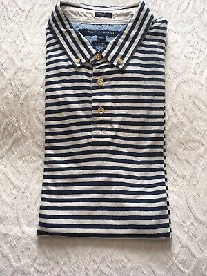 Tommy Hilfiger Mens Polo Shirt. Short Sleeves. Size XL.