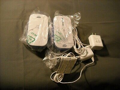 Philips Avent SCD501/10 DECT Audio Baby Monitor   MA17