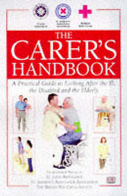 The Carer's Handbook (British Red Cross) Paperback Book