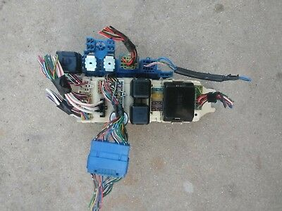 1987-1991 toyota camry driver under dash 4 cyl relay switch fuse box oem  ignitor