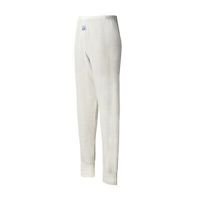 Sparco SOFT-TOUCH underwear pants white (with FIA homologation) s. M