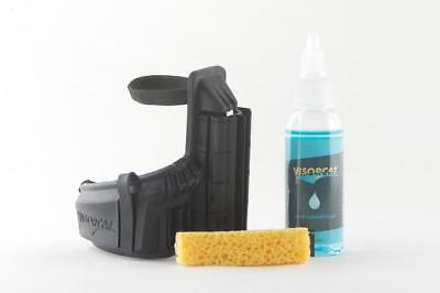 Visorcat Motorcycle Visor Wipe Cleaner