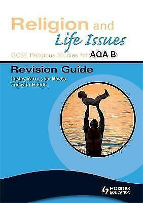 GCSE Religious Studies for AQA B: Religion and Life Issues Revision Guide (ASBR)