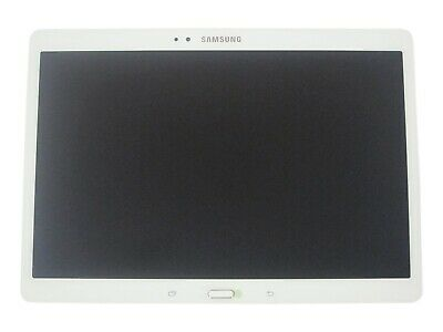 "Samsung Galaxy Tab SM-T800 SM-T805 10.5"" LCD Touch Screen Display Assembly White"
