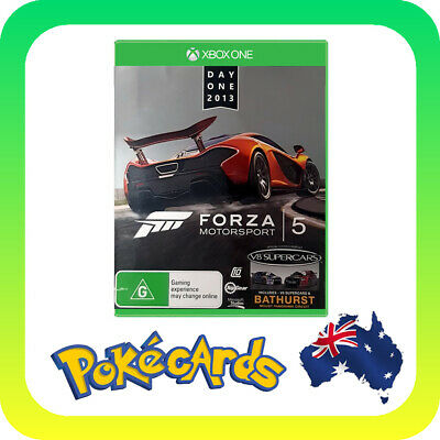 Forza Motorsport 5 Day One Edition (XB1, Xbox One)