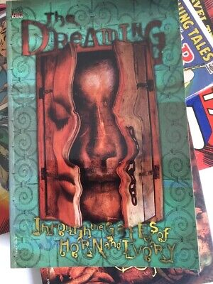 DC Vertigo the Dreaming: Through the gates of horn and TPB / The Dreaming issues