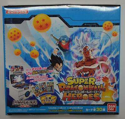 Super Dragon Ball Heroes - PUMS4-01~30 BOX Ultimate Booster Pack (20 Boosters)