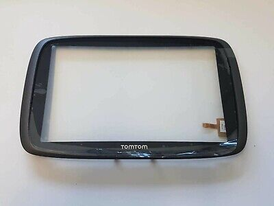 TomTom Go 6000 Touch Screen Digitizer Glass With Frame Replacement Part