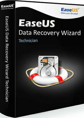 EaseUS Data Recovery Wizard Technican 12.9 Vollversion Download