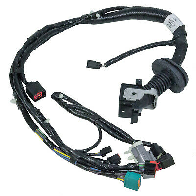 Miraculous New Oem Lh Drivers Side Rear Door Body Closure Wiring Harness 2010 Wiring Digital Resources Indicompassionincorg