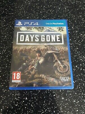 Days Gone PS4 Game.