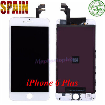 Pantalla LCD Retina Display  iPhone 6 Plus Tactil Digitalizador Blanco