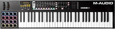M-Audio Code 61 61-Key USB/MIDI Keyboard Controller with X/Y Touch Pad