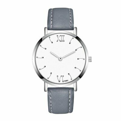 Rome Number Men Watches Business Style Round Dial Quartz Ultrathin Wrist Watch S
