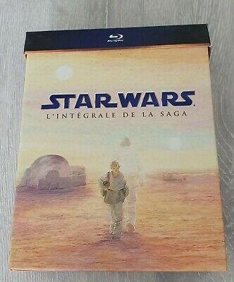 Coffret Star Wars blu-ray