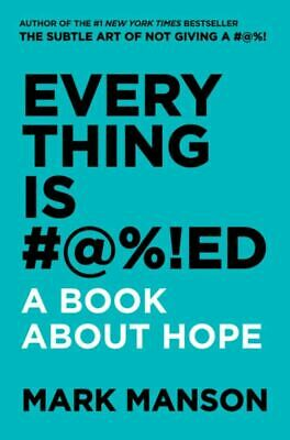 Everything is F*cked: A Book About Hope RDS
