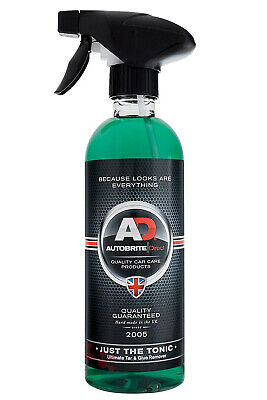 Autobrite Direct Just The Tonic Tar Glue & Sticker Adhesive Remover Cleaner