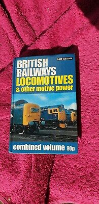 Ian Allan Abc British Railways Locomotives And Other Motive Power 1973