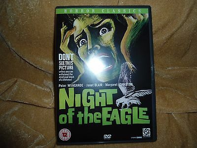 Night Of The Eagle (1962) [1 Disc Region: 2 PAL DVD]