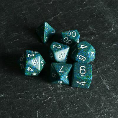 Speckled Polyhedral 7 Set Sea Chessex 25316