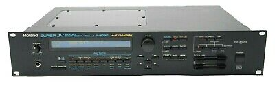 Roland Super Jv-1080 Sound Module Midi Synthesizer 880 1010 2080