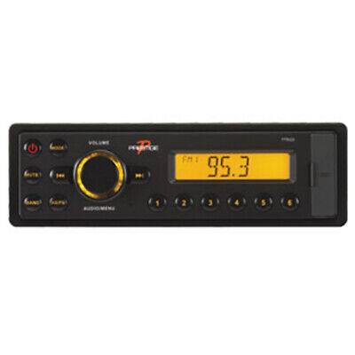 Tractor Cab Radio AM FM Weather Band Radio Made to fit, Combine & Construction