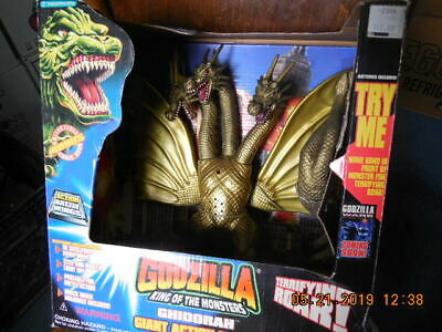 Godzilla King of the Monsters Ghidorah