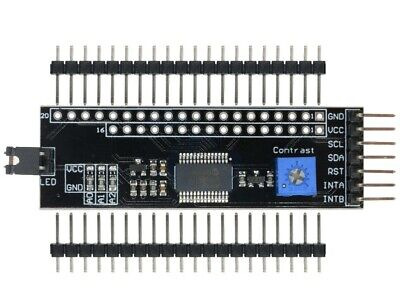 UNIVERSAL SERIAL:UART/IIC/I2C/SPI ADAPTER for 12864 GLCD