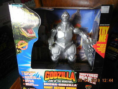 Godzilla King of the Monsters Mecha-Godzilla