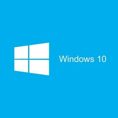 Windows 10 Professional Pro 32/64 Bit Licenza Retail Esd