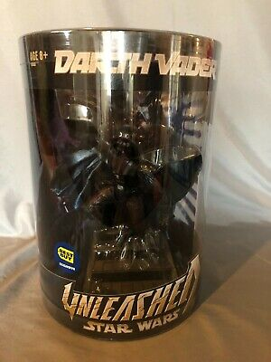 Star Wars 7 Inch Unleashed Darth Vader Best Buy Exclusive