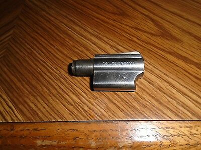 TAURUS MODEL 85 Revolver Parts - Stainless Side Plate & Screws