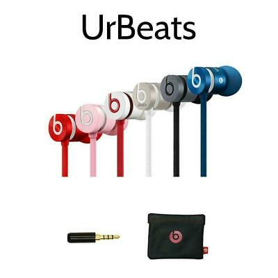 Genuine Beats by Dr Dre URBEATS -2nd generation In-Ear Earphones 1 year warranty