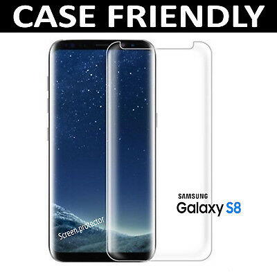 For Samsung Galaxy S8 - 100% Genuine Tempered Glass LCD Screen Protector