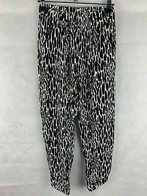 H&M Girls Age 9-10 Years Patterned Harem Trousers