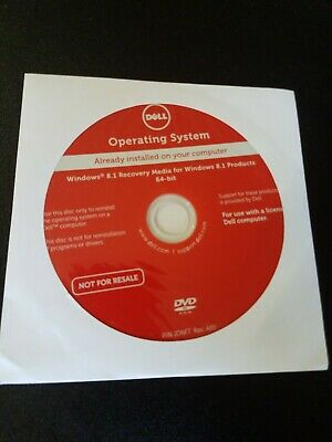 system recovery windows 8.1 dell