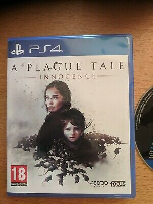A Plague Tale: Innocence PlayStation 4 PS4 New 14/5/19