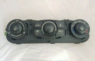 BMW Z4 E85 Heater Climate Control Panel A/C 03-06