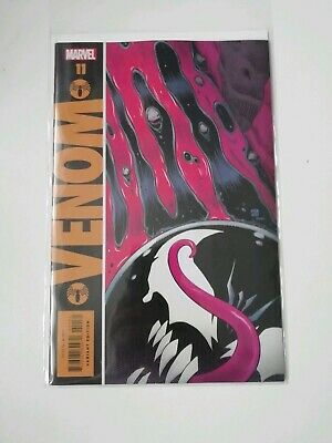 VENOM # 11c - FIRST PRINT COVER C WATCHMEN HOMAGE VARIANT - MARVEL COMICS 2019