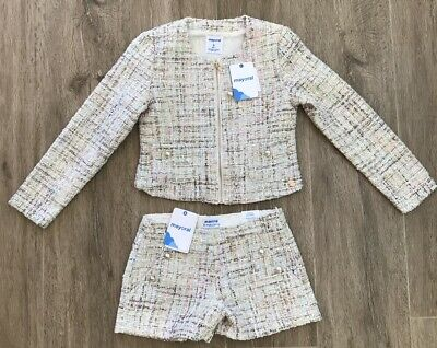 Mayoral girls Tweed outfit BNWT RRP £86 ‼️‼️Age 10