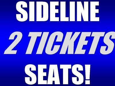 2 of 4 Tickets Dallas Cowboys Green Bay Packers 10/6