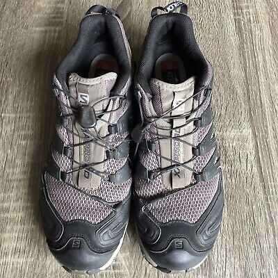 pretty nice cf203 4f8da Salomon XA Pro 3D Men s Trail Running Hiking Shoes Size 10 1 2 Gray