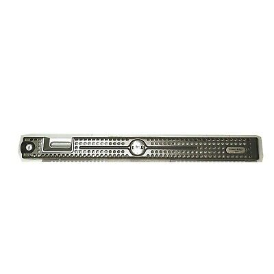 New Dell PowerEdge T310 Black Front Bezel Cover Face Plate With 2 Keys W811K