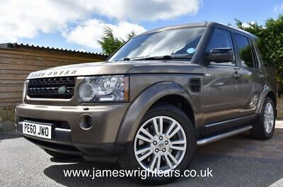 2010 (60) Land Rover Discovery 3.0 4 Tdv6 Hse 5Dr Automatic