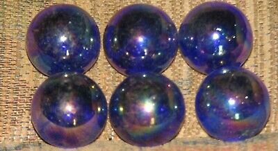 Meditation Health Mystic Rainbow Balls Lot of 6