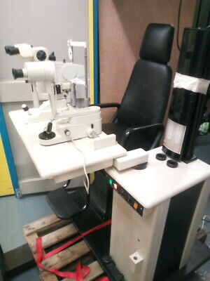 KEELER OPTICIANS EYE testing ophthalmic instrument with