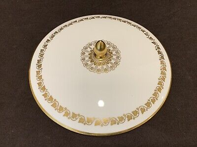 Louis Philippe Sevres Service Des Princes Covered Vegetable Bowl Dish LID ONLY