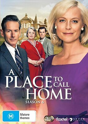 A Place to Call Home Season 6 BRAND NEW Region 4 DVD 2019 IN STOCK NOW GENUINE