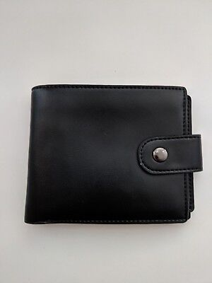 leather Police badge wallet / ID holder